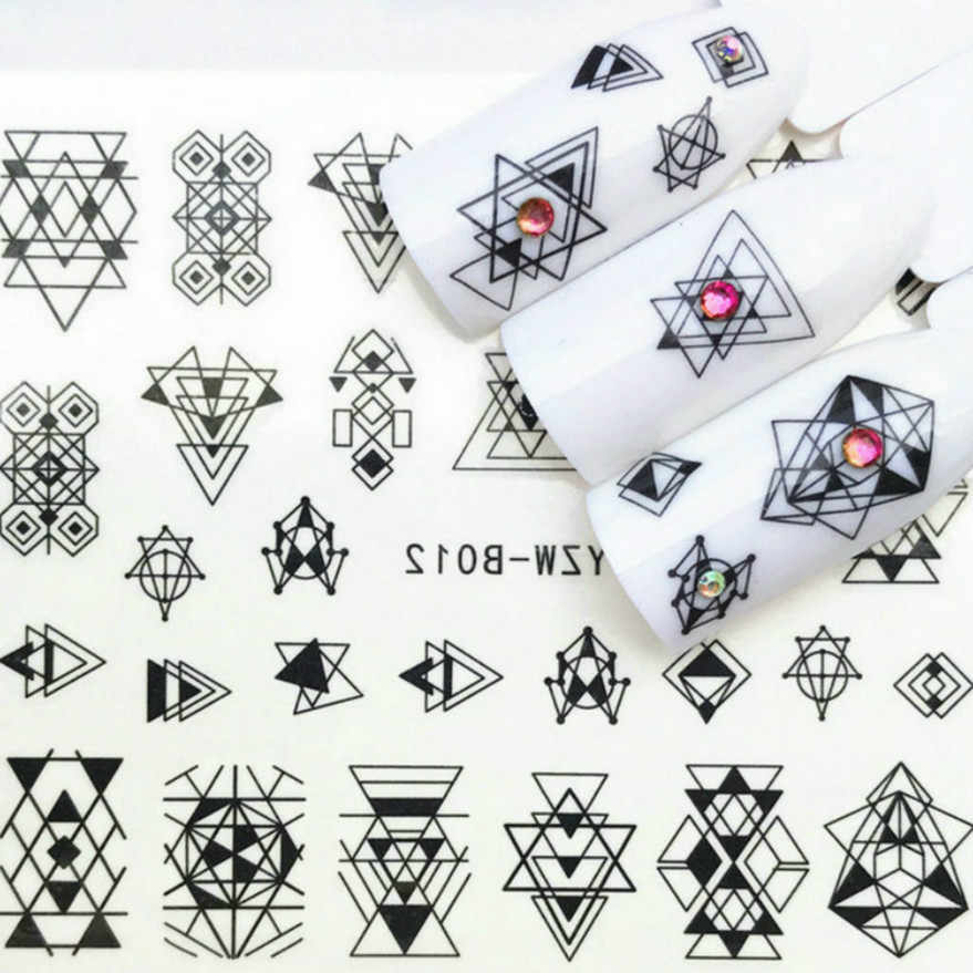 1 Pcs Sell Black White Nail Art Templates Pure Clear Jelly Silicone Nail Stamping Pl with Cap Transparent Nail Stamp Nail Art