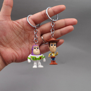 Big Salse Movie Toy Story4 Figure Forky Plush Toys Woody Jessie Buzz Lightyear Aliens Lotso Keychain Toys Kids Adult Funs Gifts(China)