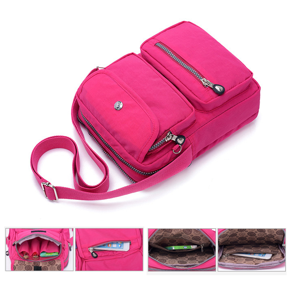 Women Shoulder Bags Organizer Luxury Handbag Travel Ladies Coin Purses Waterproof Phone Pouch Crossbody Bag Purses Handbags handbag