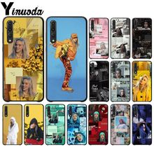 Yinuoda Billie Eilish Hot Music Singer Star Phone Case Cover Shell for Huawei P9 P10 Plus Mate9 10 Mate10 Lite P20 Pro Honor10