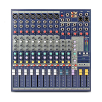 G MARK EFX8 Sound Mixer Audio Console Digital Effects 24 Bit Dsp Processor Room Plate Record Audio DJ Mixing System