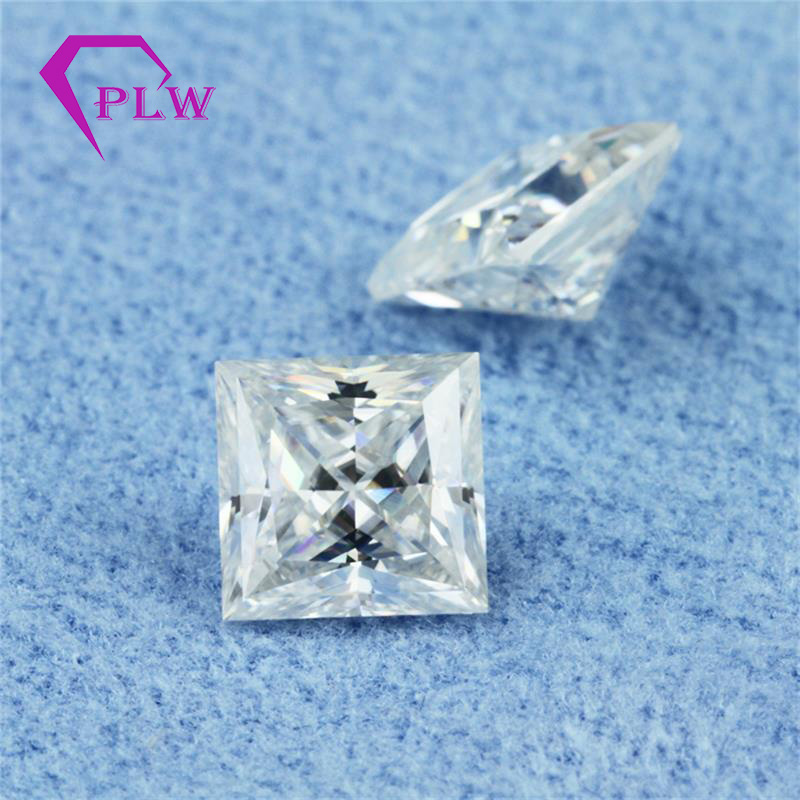 Provence jewelry factory price moissanite D color 0.6 carat 4.5*4.5mm 3ex VVS for ring bracelet necklace earring Provence jewelry factory price moissanite D color 0.6 carat 4.5*4.5mm 3ex VVS for ring bracelet necklace earring