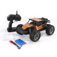 DEER MAN 1:12 Cross Country RC Car Toy 25KM/H 500mAh Remote Control Model Off Road Vehicle 2.4GHz Climbing Car Model Toys Gift
