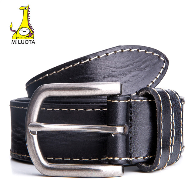 New Stylish Genuine Leather Belt For Men