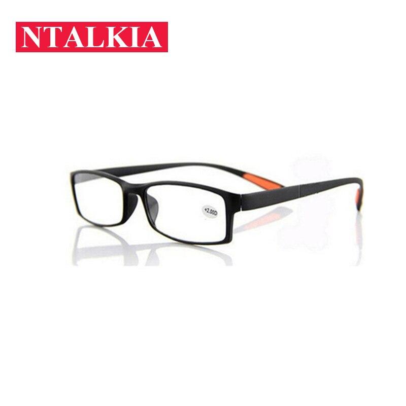 Lesebrillen Damenbrillen 7 Teile/los Ultra-licht Faltbare Lesebrille Marke Frauen & Männer Anti-drop Lesen Lupe Presbyopie Brille Oculos Gafas