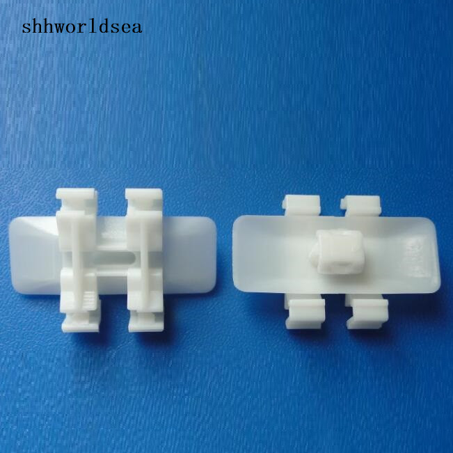 shhworldsea BODY SIDE MOULDING CLIP RETAINER for <font><b>MERCEDES</b></font> <font><b>124</b></font> 129 1990-1996 for BENZ 006-988-72-78 FASTENER HEAD 48.6mmx18.4mm image
