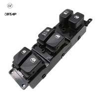 BTAP New Electric Master Power Window Switch For Hyundai Accent 2007-2010 93570-1E110 935701E110 German Specification