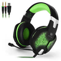 Casque Gamer Headphone With Microphone For PC Gaming Headset Computer Earphone Gaming Headphone For Computer With
