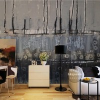 Free Shipping 3D Stereo Custom European Classical Abstract Wallpaper High Quality Living Room Bedroom Shopping Mall
