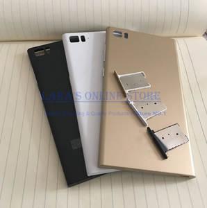 for Xiaomi Mi3 M3 Mi 3 WCDMA Rear Back Battery Cover Door Housing Case +  SIM Card 80c027e9e7