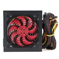 Quiet 800 Watt 800W For Intel AMD PC 12V ATX PC Power Supply SLI PCI E