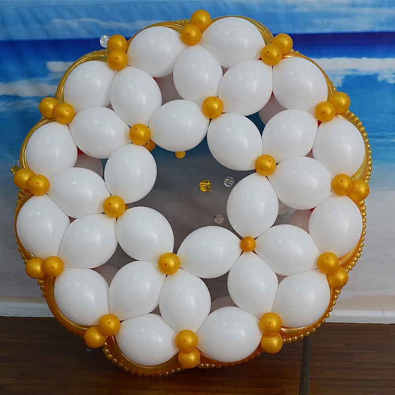 Ballons & Accessories Sunny Decorations Easter Wedding Decoration Flower Air Balloons Inflatable Ball For Wedding Birthday Party Decoration Supplies Balloon