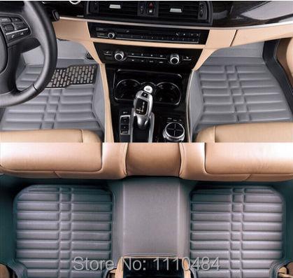 Myfmat personalizar nuevo piso alfombras de pie alfombras de auto - Accesorios de interior de coche - foto 1