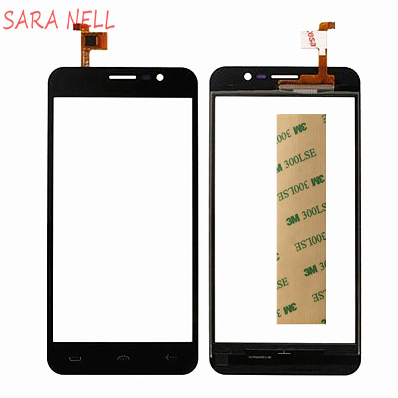 SARA NELL Phone Touch For Homtom HT16 Sensor Touch Screen Moible Phone Touch Panel Front Glass Lens Touchscreen with tapeSARA NELL Phone Touch For Homtom HT16 Sensor Touch Screen Moible Phone Touch Panel Front Glass Lens Touchscreen with tape