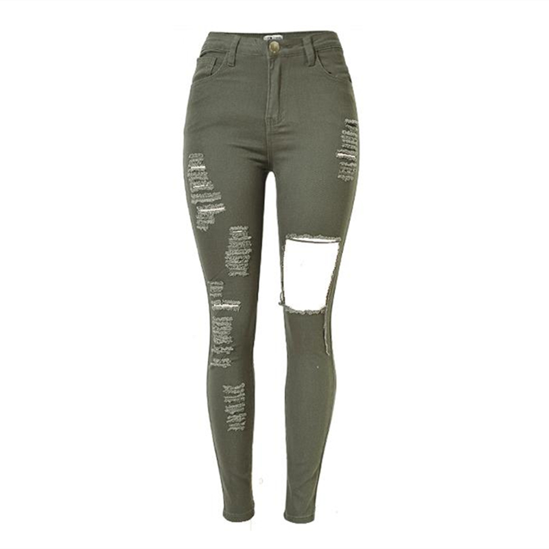 Dark Green Skinny Jeans Promotion-Shop for Promotional Dark Green ...