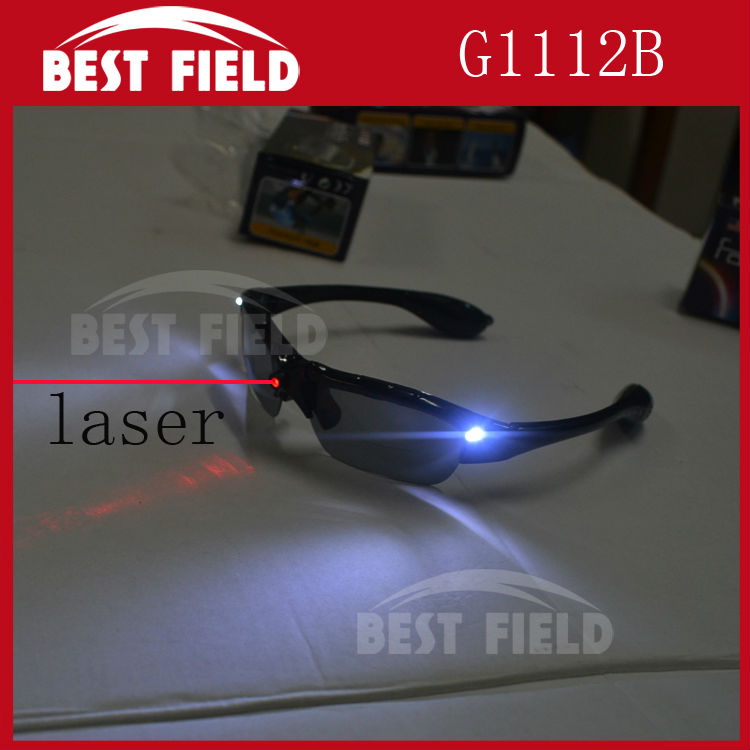 Free shipping 240pcs/lot Fashion LED Light Up laser Flash Glasses Cheer the Props for the Party, Disco Bar, Festival