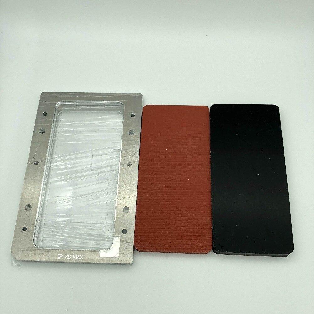 YMJ Новый ламинирование Плесень Для iphone XS MAX ЖК дисплей сенсорный экран дисплей ОСА поляризатор плёнки стекло позициониро