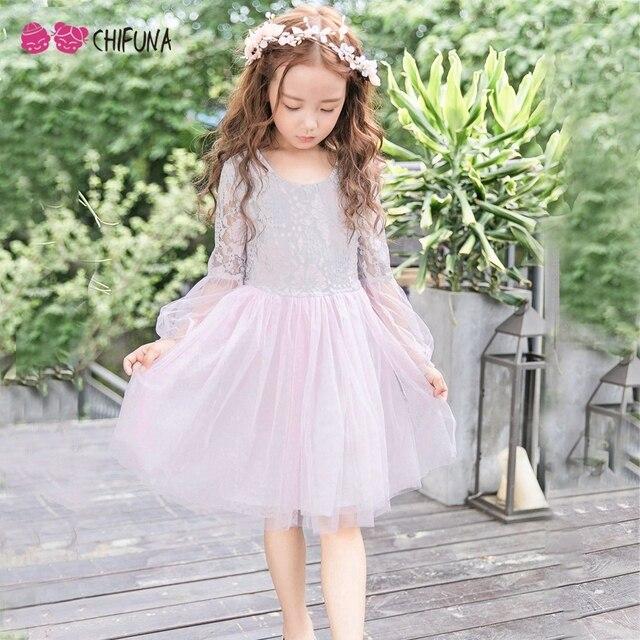 chifuna 2018 New Fashion Baby Girl Dress Sequins Gown Dress Children ...