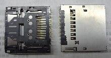SD Memory Card Slot Assembly Replacement For SONY NEX3 NEX C3 NEX 5 NEX 6 NEX