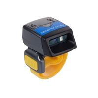 2D Беспроводной Bluetooth/USB носимых кольцо сканер штрих кода r1500bt hw (n3680) для склада Управление логистики express