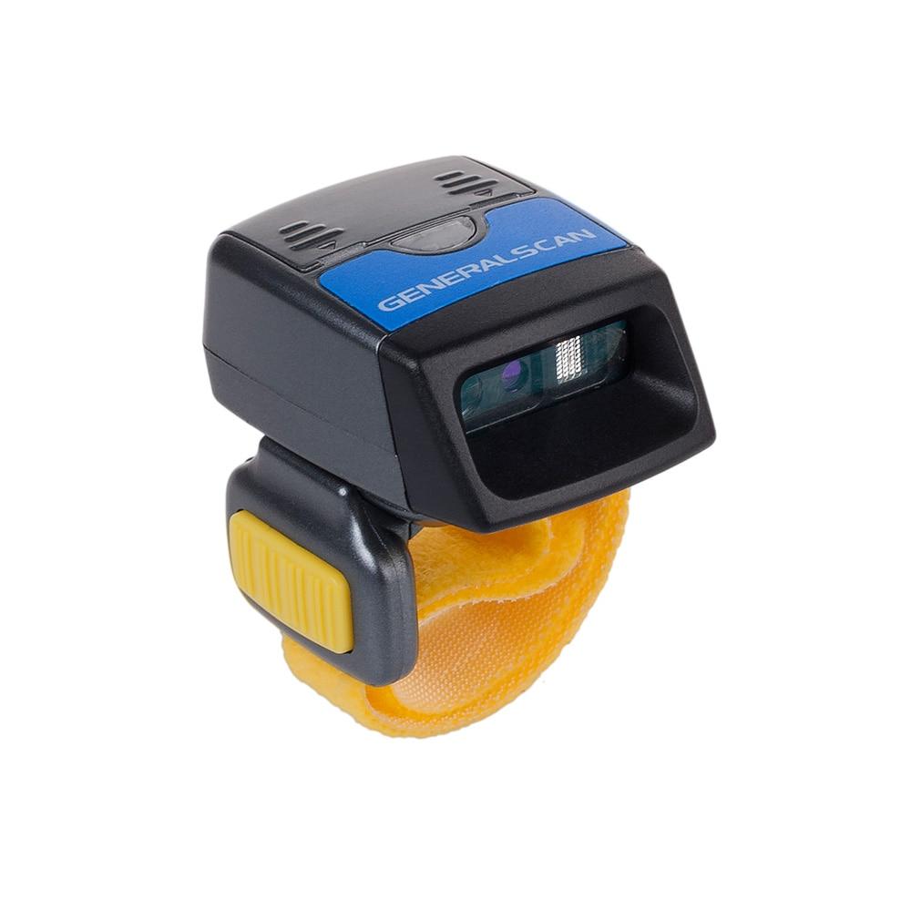 2D Wireless Bluetooth/USB Wearable Ring Barcode Scanner R1500BT-HW(N3680) for Warehouse Management Logistics Express mini twist drill bit saw set hss woodworking metal diy drilling tools titanium hexagonal shank 15pcs 3 4 5mm pcb drill bit