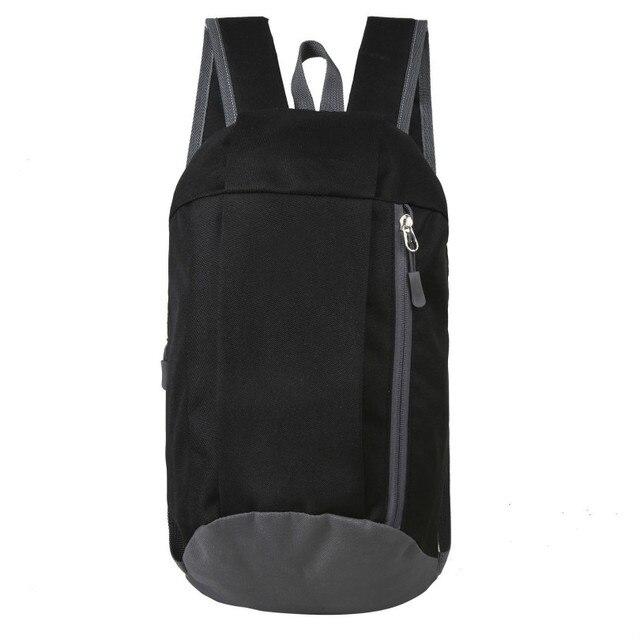 Waterproof Small Backpacks Men Women Fashion Light Shoulder Bag 6 ...