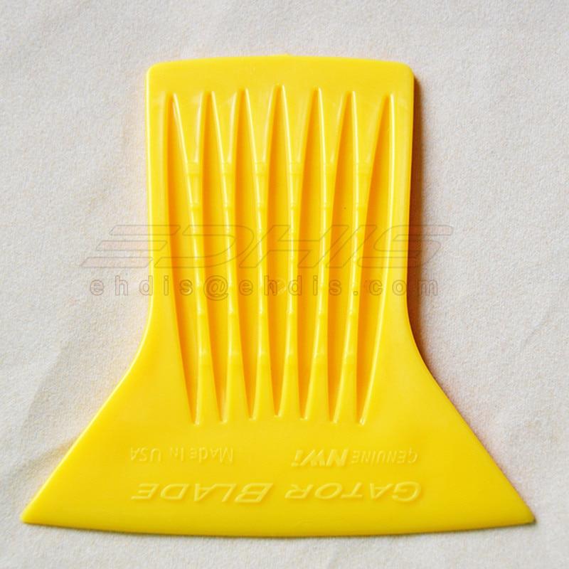 EHDIS 9*9cm Vinyl Squeegee 3D Carbon Fiber Foil Vinyl Car Film Wrap Scraper Window Tint Tools Glue Remover Auto Car Tinting Tool