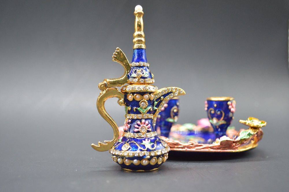 wholesale home decor products for resale qifu new design genie lamp gift items for resale 13540