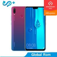 Original Huawei Y9 2019 Global Rom Enjoy 9 Plus Dual SIM 4000mAh Battery Smartphone 6.5 inch Hisilicon Kirin 710 Octa Core 16MP