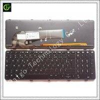 Teclado retroiluminado francês para hp  teclado para hp probook 450 455 470 g0 g1 g2 450g1 455g1 470g1 450g2 455g2 pro 768787-051 › fr