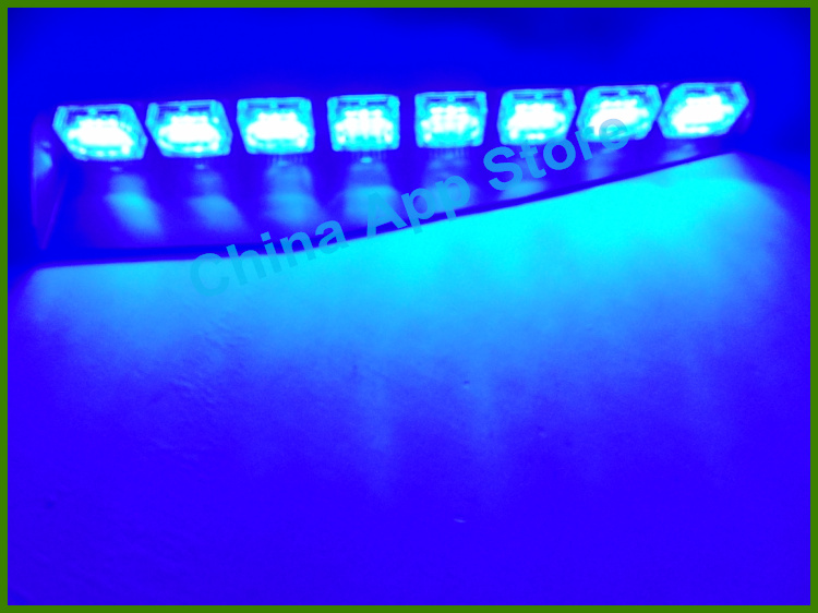 Newest 1w 48led 2x24led for voltex dash deck split visor 48 led newest 1w 48led 2x24led for voltex dash deck split visor 48 led warning beacon lightbar emergency light bar in signal lamp from automobiles motorcycles on aloadofball Image collections
