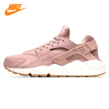 87611d86b46 NIKE AIR HUARACHE RUN Premium Women s Sneaker Running Shoes.Comfort  Breathable Lifestyle Rubber Outdoor Shoes