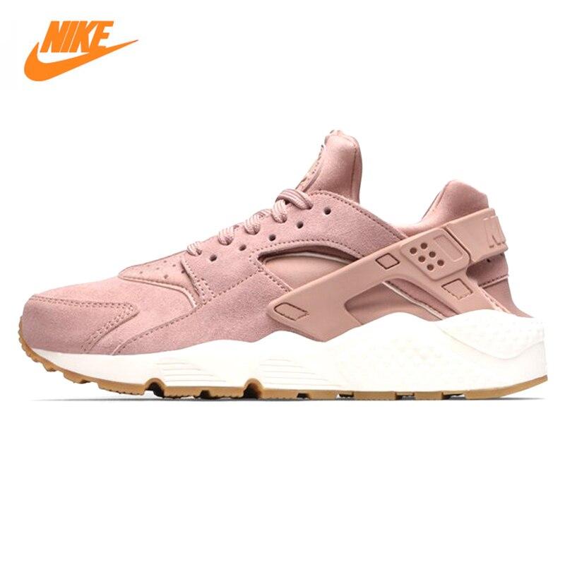 Nike Air Huarache Run Премиум Для женщин кроссовки Кроссовки. комфорт дышащий lifestyle резиновые открытый Обувь
