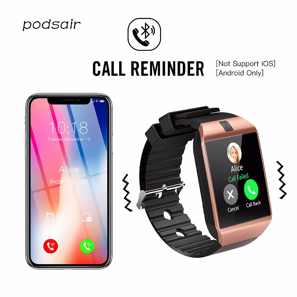Bluetooth Smart Watch DZ09 Android Phone TF Sim Card Camera Men Women Sport Wristwatch for Iphone IOS PK Y1 A1 GT08 SmartwatchBluetooth Smart Watch DZ09 Android Phone TF Sim Card Camera Men Women Sport Wristwatch for Iphone IOS PK Y1 A1 GT08 Smartwatch