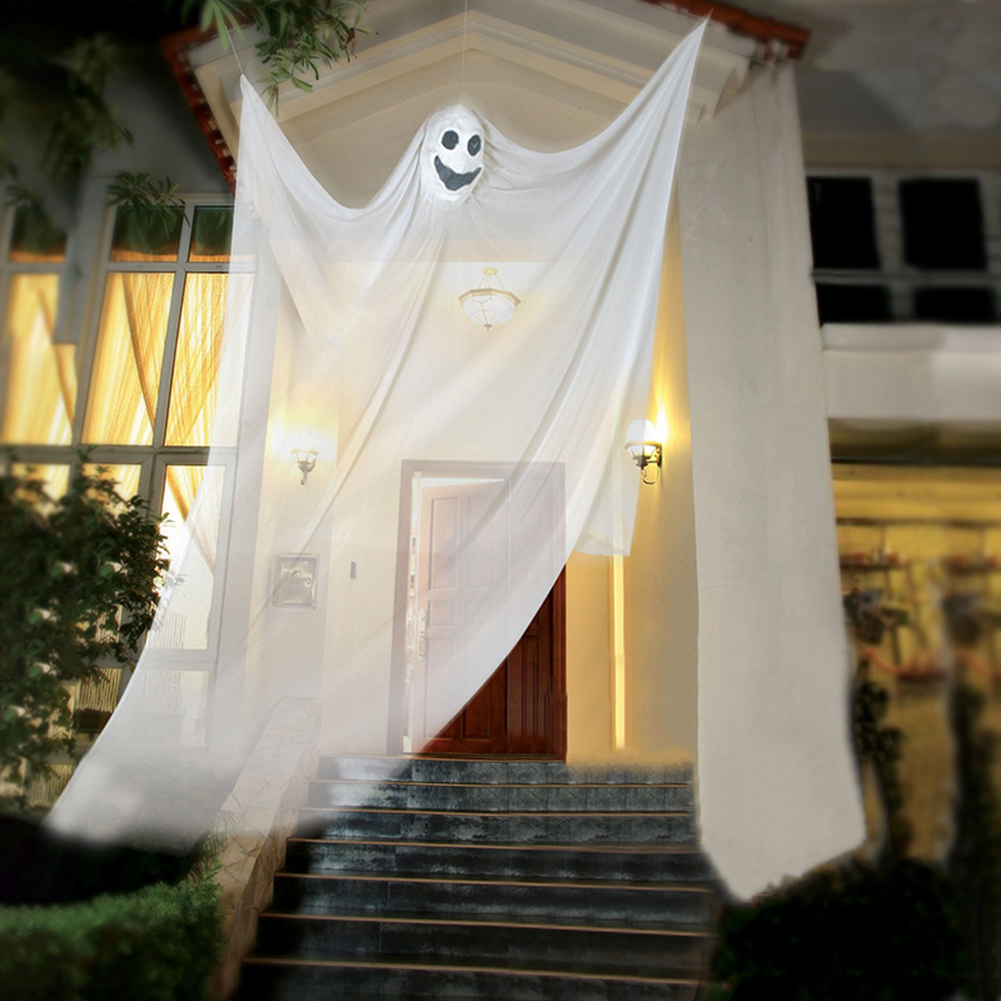 scary skull hanging ghost halloween party props creepy haunted house escape horror decoration zombies house halloween - Cheap Halloween Props