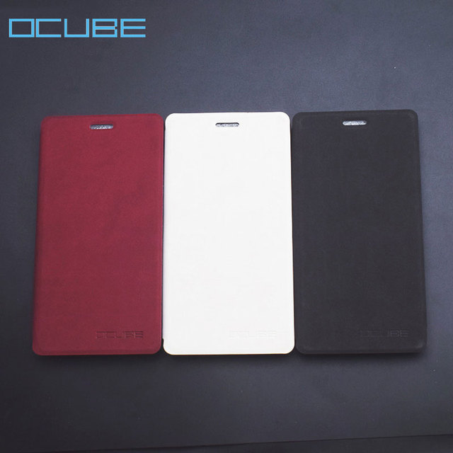 Ocube For Vernee Apollo Lite Case Cover High Quality Protector Flip Leather Case Cover for Vernee Apollo Lite Smartphone