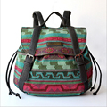 New Designer Brand Women Printing Backpack Preppy Style Canvas School Bag For Teenagers Small Shoulder Bag Sac A Dos Top Quality