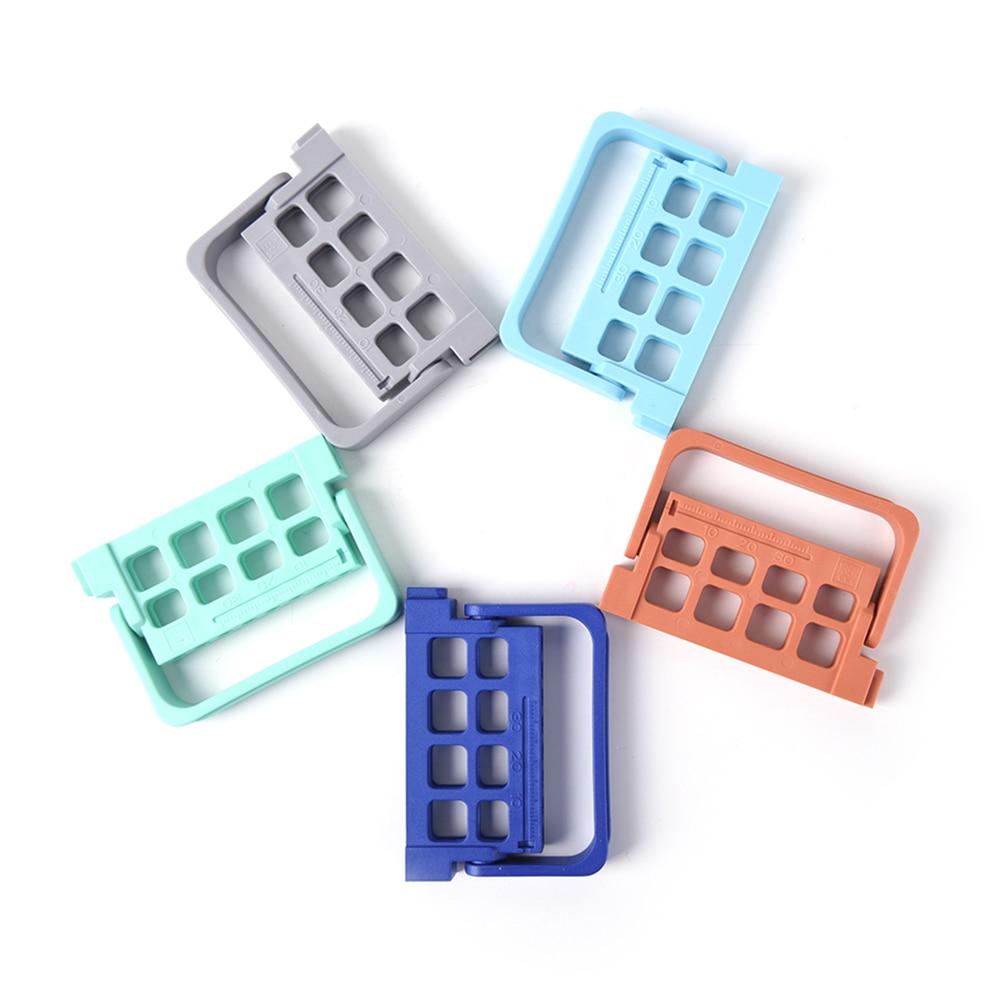 Endo Dispenser Endodontic File Drill Stand Holder Autoclavable Dental Lab Instrument Excellent Comfort Design Dental Bur Holder