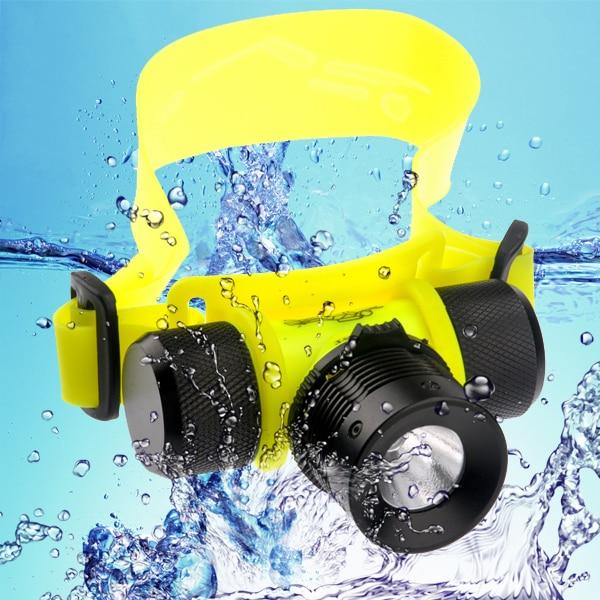 Portable Adjustable CREE Q5 3-Mode Waterproof LED HeadLamp Flash Light HeadLight Spotlight for Hiking Camping Night Fishing