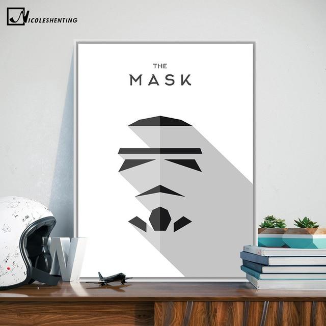 Star Wars Wall Paintings – Multiple Styles