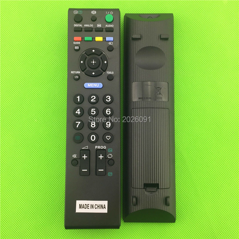 For General Replacement Remote Control For Sony RM-ED016W RM-ED017 KDL-42EX410 RM-ED014 PLASMA BRAVIA LCD LED HDTV TV genuine hongdak rm s1am 1 2 lcd wired remote control camera timer for sony alpha dslr a100 more