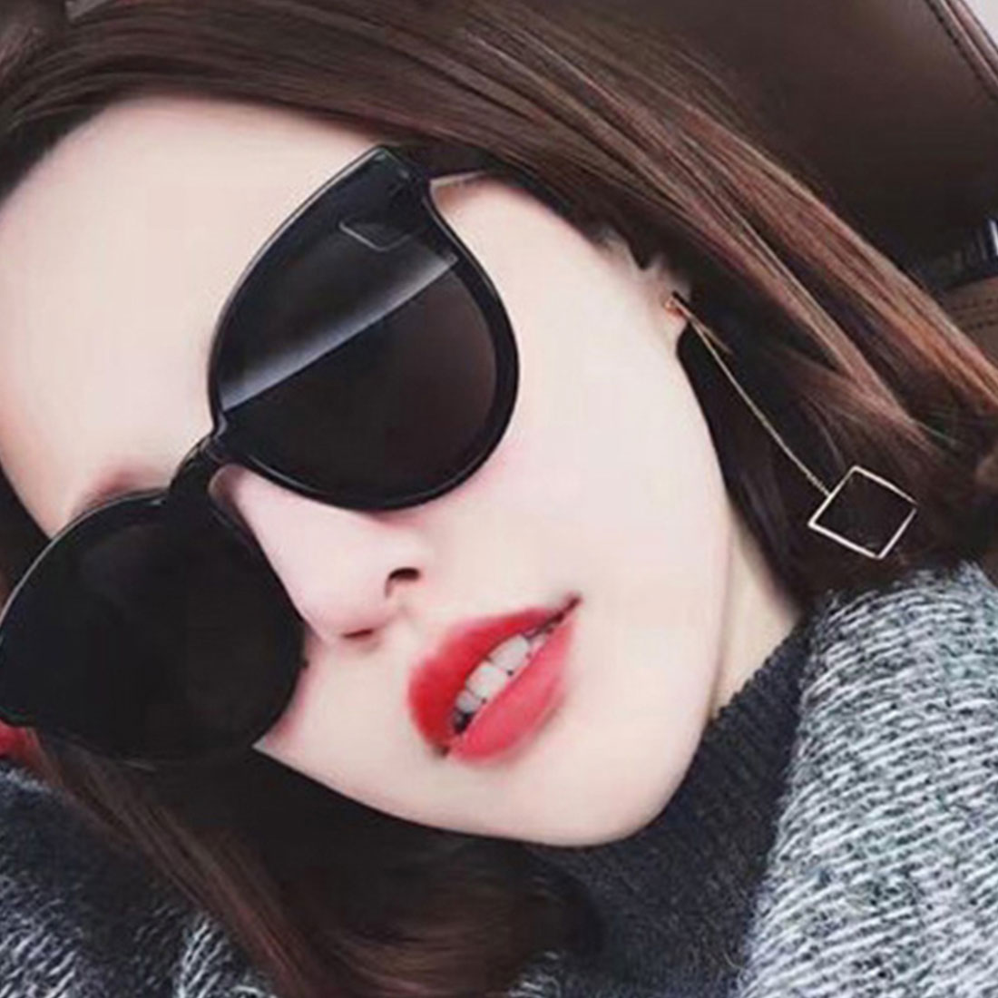oculos feminino Retro Male Round Sunglasses Women Men Brand Designer Sun Glasses for Alloy Mirror Oculos De Sol