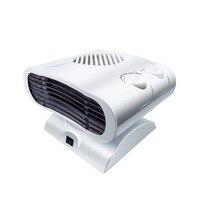 Mini ventilador de 500 W, calentador eléctrico, calentador de estufa, calentador de radiador, máquina de calefacción para el hogar, calentador impermeable de invierno