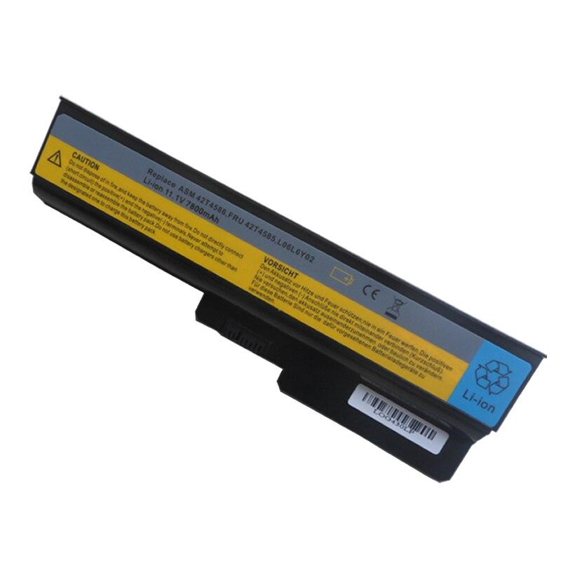 JIGU новый ноутбук Батарея 42T4586 АСМ 42T4728 51J0226 57Y6266 асм для lenovo G530 G530M N500 3000 G430 G430A G430L G430LE G450