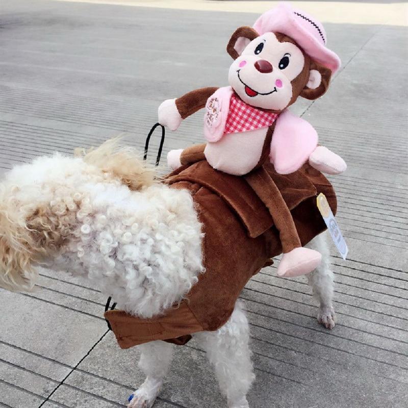 Popular Dog Rider Costume