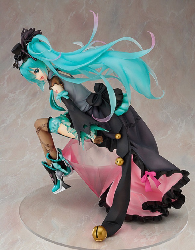Anime Figure 20 CM Hatsune Miku Risa Ebata ver . PVC Action Figure Collectible Model Toy стоимость