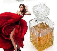 1 STÜCK 800 ml Luxuriöse Bestnote Platz Kristall Glas Wein Flasche Wein Dekanter Wein Karaffe Whiskey Flasche Krug Barware J1084