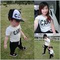 Hip hop de la música impresión cuidado padre madre hija hijo tops camiseta family ropa a juego mujer hombre niña verano de la familia look
