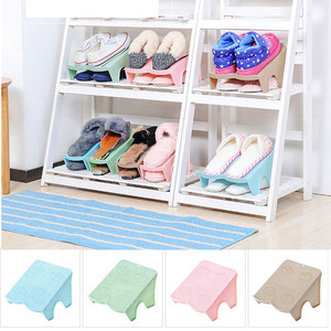 Double Shoe Organizer Modern Shoes Rack Shoe Storage Cleaning Cabinet Shoes Organizers Convenient Rangement Stand Shelf