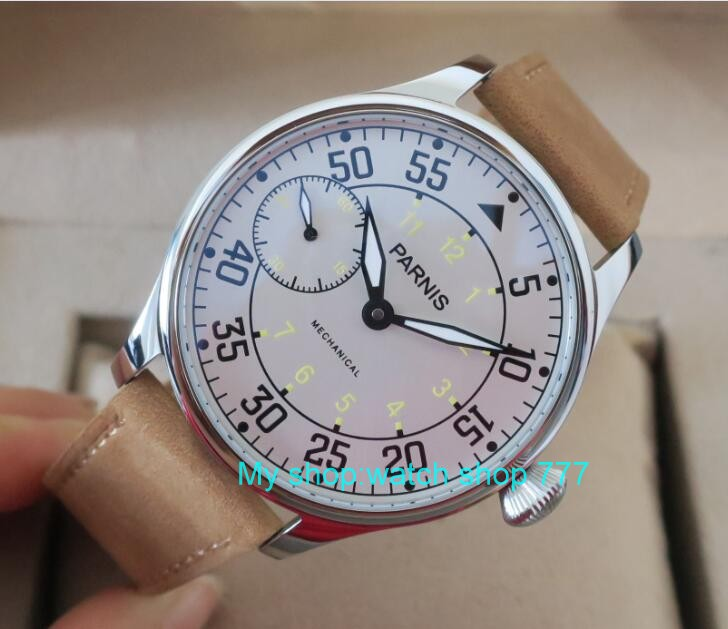 2017 new fashion 44mm PARNIS ST3600/ 6497 Mechanical Hand Wind movement mens watch Mechanical watches wholesale 3912017 new fashion 44mm PARNIS ST3600/ 6497 Mechanical Hand Wind movement mens watch Mechanical watches wholesale 391